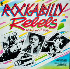 Ktel - Rockabilly Rebels - TA269 - Front cover