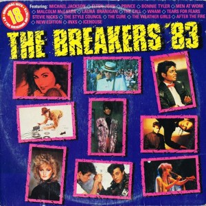 Polystar - The Breakers 83 - Front cover