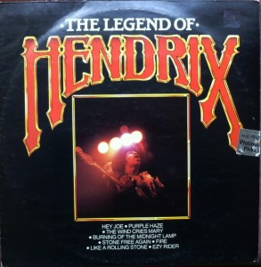 ktel - legend of hendrix - Jimmy Hendrix - na574 - front cover