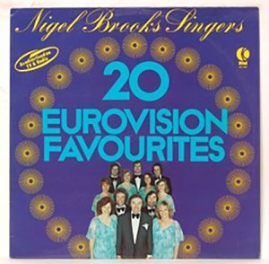 Ktel - Eurovision - NA480 - Front cover