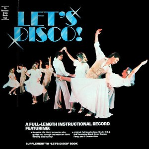 Ktel - Lets Disco Book - Front cover