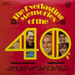 Majestic - Everlasting Memories of the 40s - NA444 - Front cover