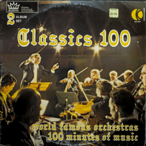Ktel - Classics 100 - NA447 - Front cover