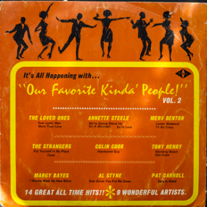 Our Favourite Kinda People WG255072F - Front Cover