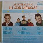 Festival - XL31063F - Australian All Star Showcase - EPs - Front cover