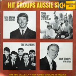 Festival - R66501F - Hit Groups Aussie Style - Front cover