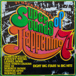 Festival - Super Sounds of Happening 71 - SR669812 - Front Cover