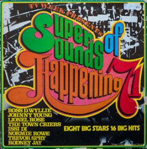Festival - Super Sounds of Happening 71 - SR669812 - Front Cover