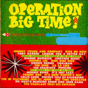Festival - Operation Big Time - Front_cover