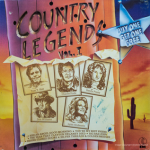 Ktel - Contry Legends 1 - WA352-1 - Front cover