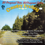 Ktel - Country Feeling - WA345 Front cover