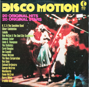 Ktel - Disco Motion - NA485 - Front cover