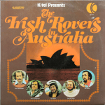 Ktel - Irish Rovers - NA477 - Front cover