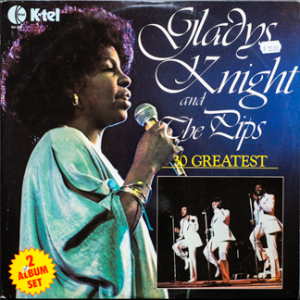 Ktel - Gladys Knight - NA507 - Front cover