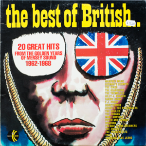 Ktel - Best of British - NA515 - Front cover