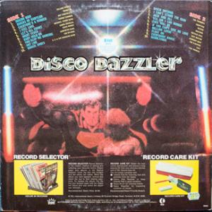 Ktel - Disco Dazzler - NA518 - Back cover