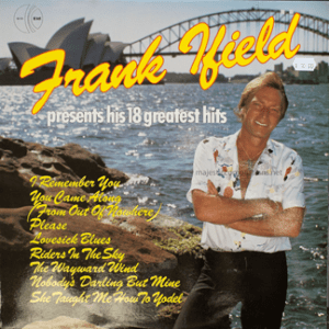 Ktel - Frank Ifield - NA544 - Front cover