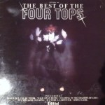 K-tel - NA 604 - Four Tops - Front cover