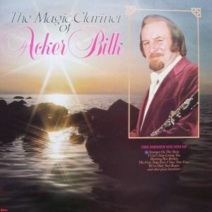 K-tel - NA 646 - The Magic Clarinette of Aker Bilk - Aker Bilk - Front cover