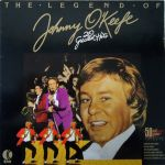 K-tel - NA682 - Legend of Johnny Okeefe - Front cover