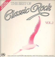 K-tel - NA626B - Classic Rock - Front cover