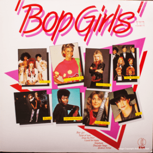 K-tel - NA670 - Bop Girls - Front cover