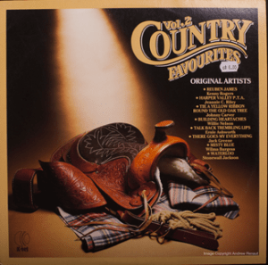 K-tel - NA685B - Country Favourites - Front cover