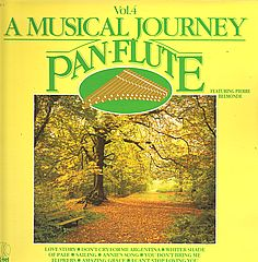K-tel - NA687 - Musical Journey - Pan Flute - Front cover - temp