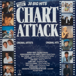 K-tel - NA690 - Chart Attack - Front cover