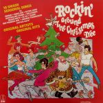K-tel - NA692 - Rockin' Around The Christmas Tree - Front cover