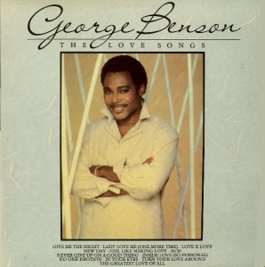 K-tel - NA693 - The Love Songs - George Benson - Front cover