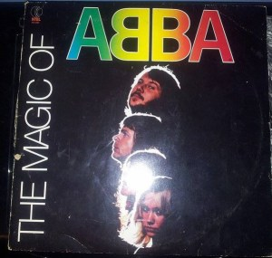 k-tel - NA595 - Abba - Majic of Abba - Front cover