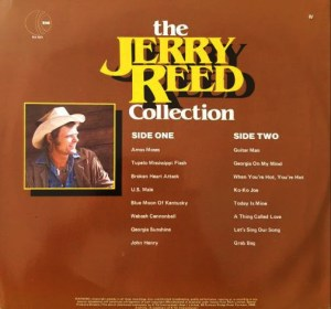 K-tel - NA623R - Jerry Reed Collection