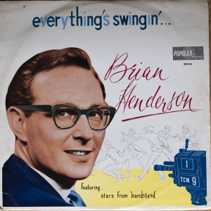 E-232-EverythingSwingin Front Cover