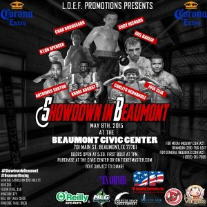 Boxing in Beaumont