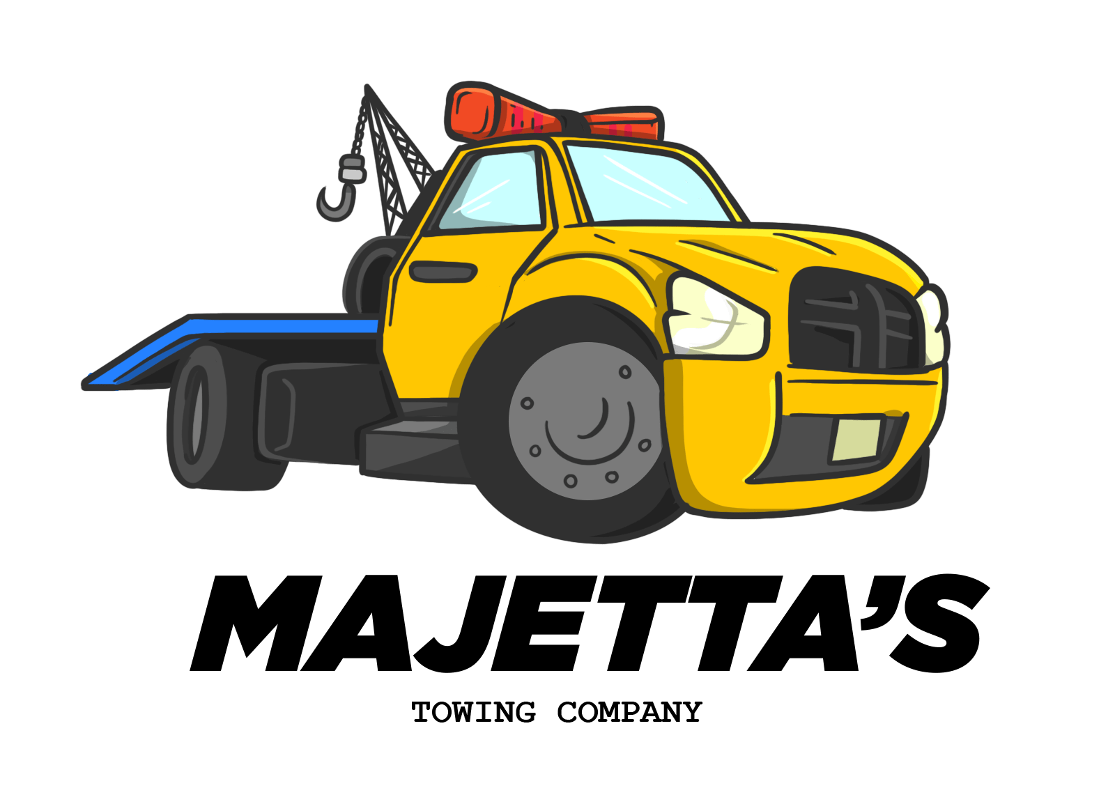 professional towing company