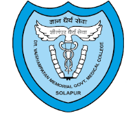 VMGMC Solapur Recruitment