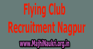 Flying Club Recruitment Nagpur