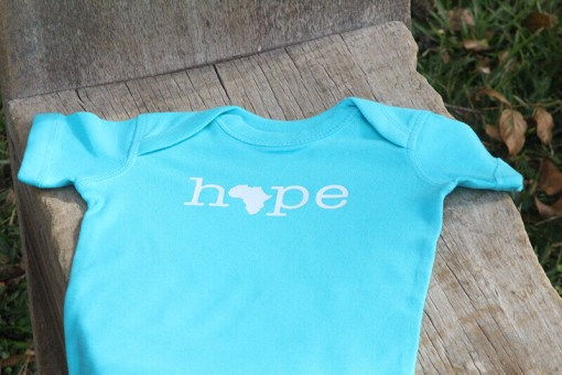 Hope Onesies