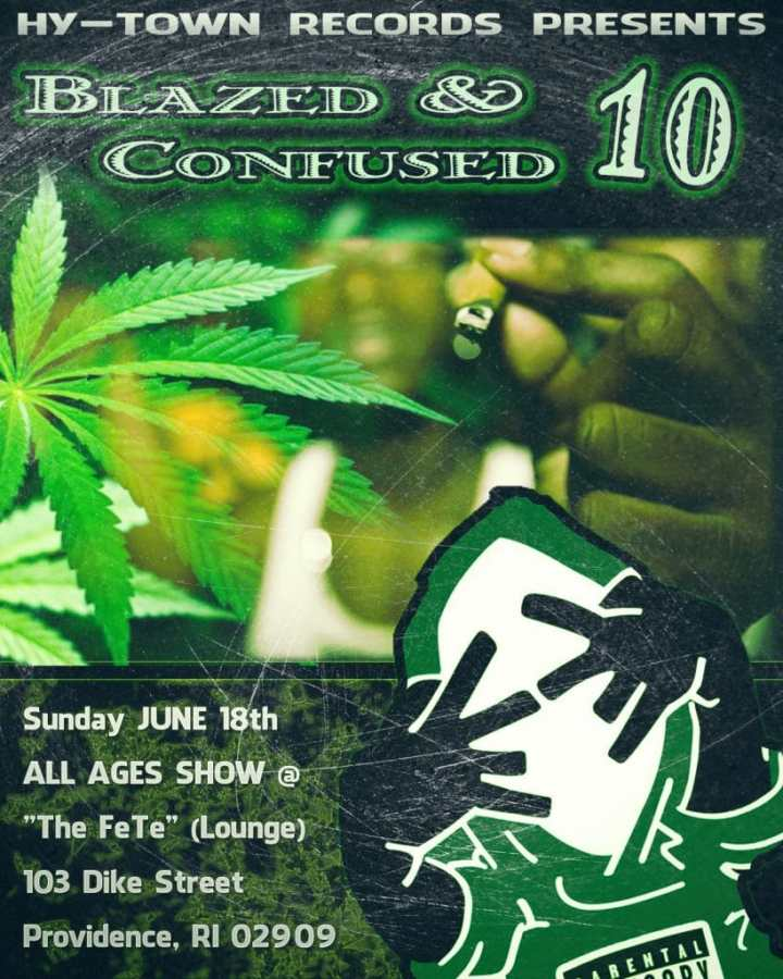Blazed & Confused 10 (Ft. Liquid Assassin Lokey iNFiNiTTi A.X.E. Madd MaxXx & More!