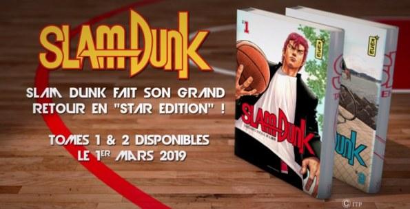 Slam Dunk Star Editions