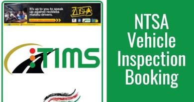 How to transfer Motor Vehicle Logbook Ownership In Kenya