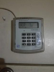 Meter Number