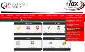 tax compiance certificate
