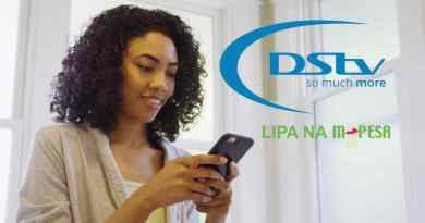 how to pay for dstv subscription via M-pesa