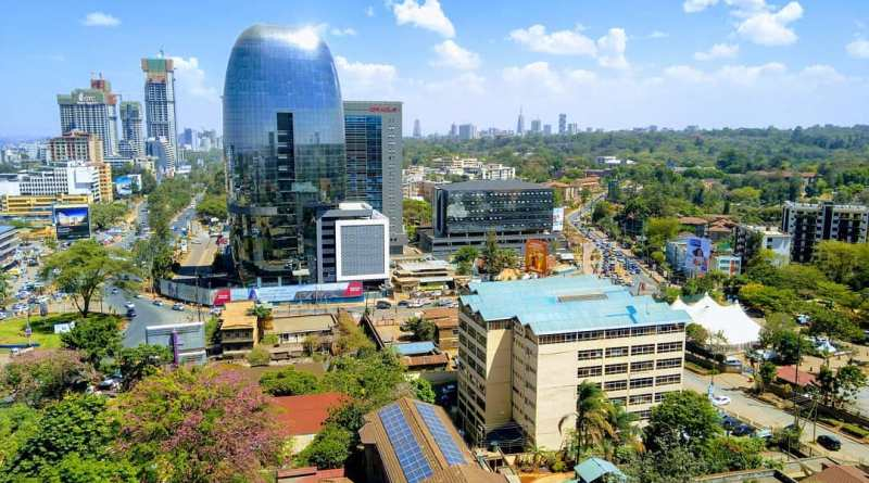 how to move around in Nairobi