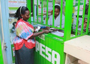 Howto get aggregated M-Pesa line
