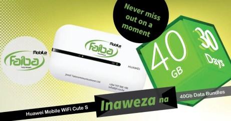 Faiba Mobile