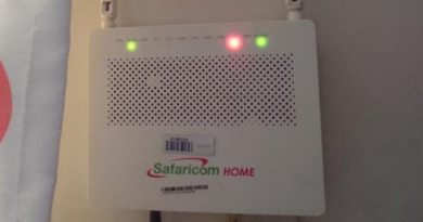 Safaricom home internet paybill and payment process