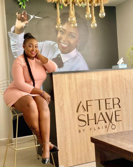 After shave by betty